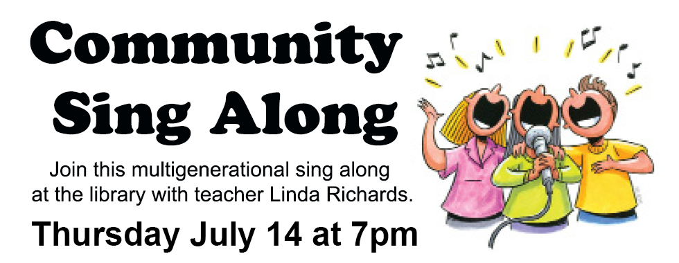 community sing along